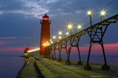 lighthouse-grand-haven-pier-sunset-great-lakes-michigan-0203